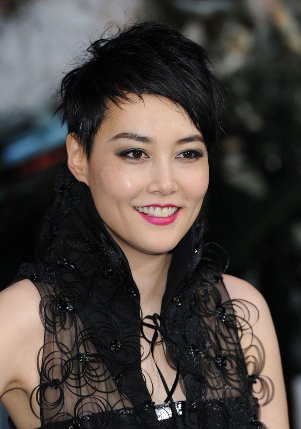 Rinko Kikuchi - a beautiful Japanese actress