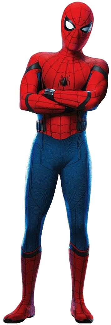 Spider Man Homecoming Transparent Background By Camo Flauge On Deviantart Spiderman Iron Spider Suit Spiderman Homecoming Suit