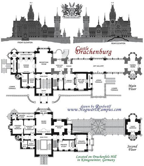 Hogwarts School Floor Plan Castle Floor Plan Minecraft Castle Blueprints Minecraft Houses Blueprints
