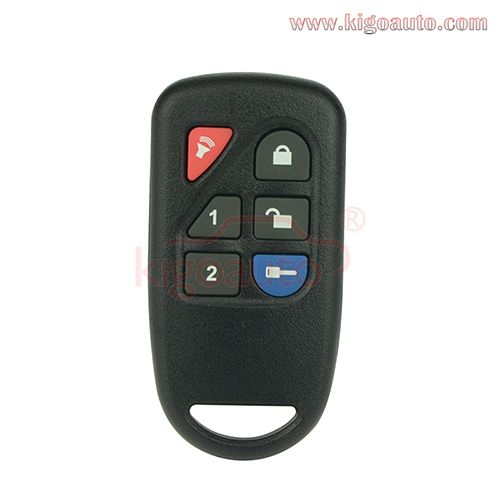 Goh Pcgen2 Remote Control 6 Button 434mhz For Ford Ford Hyundai Ford Edge