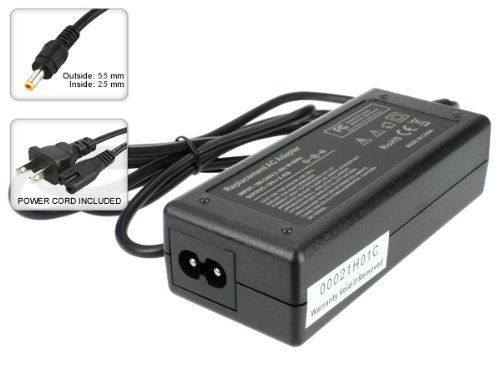 New AC Adapter for Toshiba Satellite PA-1650-21 19V 65W