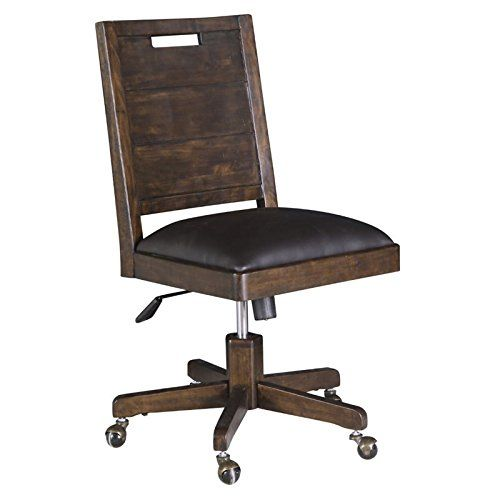 Office Chair From Amazon Want To Know More Click On The Image Note It Is Affiliate Link To Amazon Rustic Desk Office Chair Desk Chair