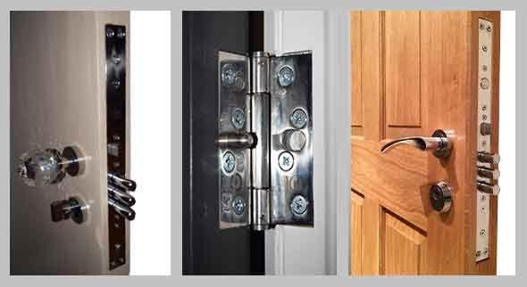 Security Wooden Doors Wooden Doors Home Security Wooden