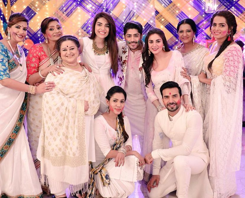 From The Entire Team Of Kundali Bhagya And Zee Tv We Wish You All