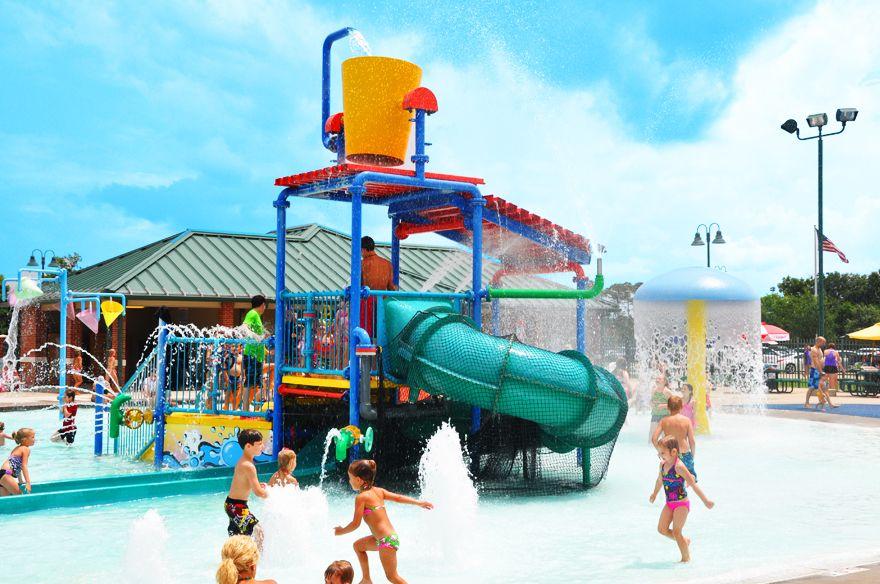 Spar Aquatic Center Cool Pools Water Park Southwest Louisiana