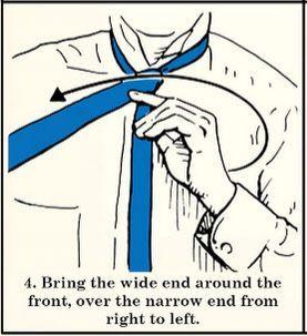 How to tie a tie half windsor half windsor necktie knot how to tie ccuart Image collections