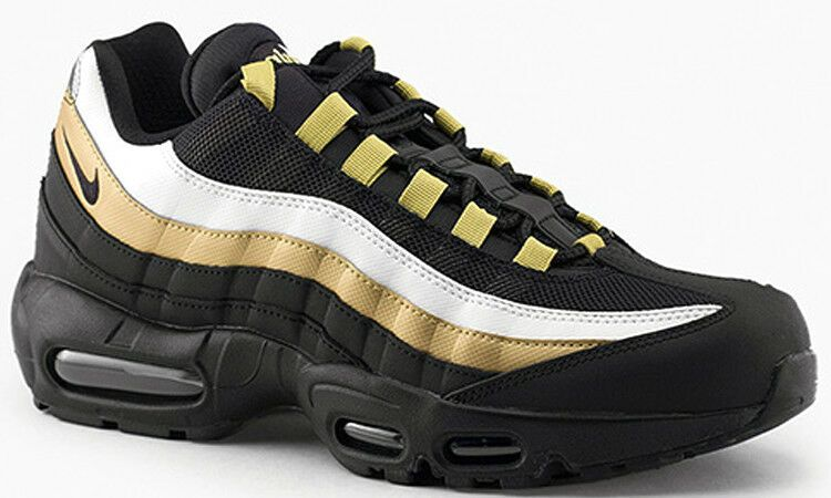 e06449a961 Nike Air Max 95 OG AT2865-002 BLACK/METALLIC GOLD sz 8-12 | Hot Shot ...