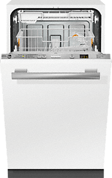 G 4780 SCVi AM Fully integrated dishwashers with hidden