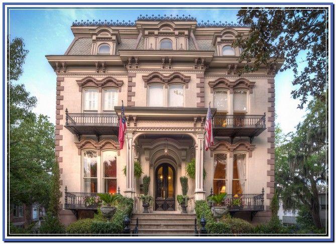 Victorian Savannah Ga Savannah Georgia Bed And Breakfast Historic