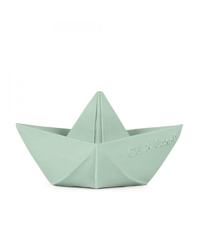 Origami Boat White Origami Boat Rubber Boat Bath Toys