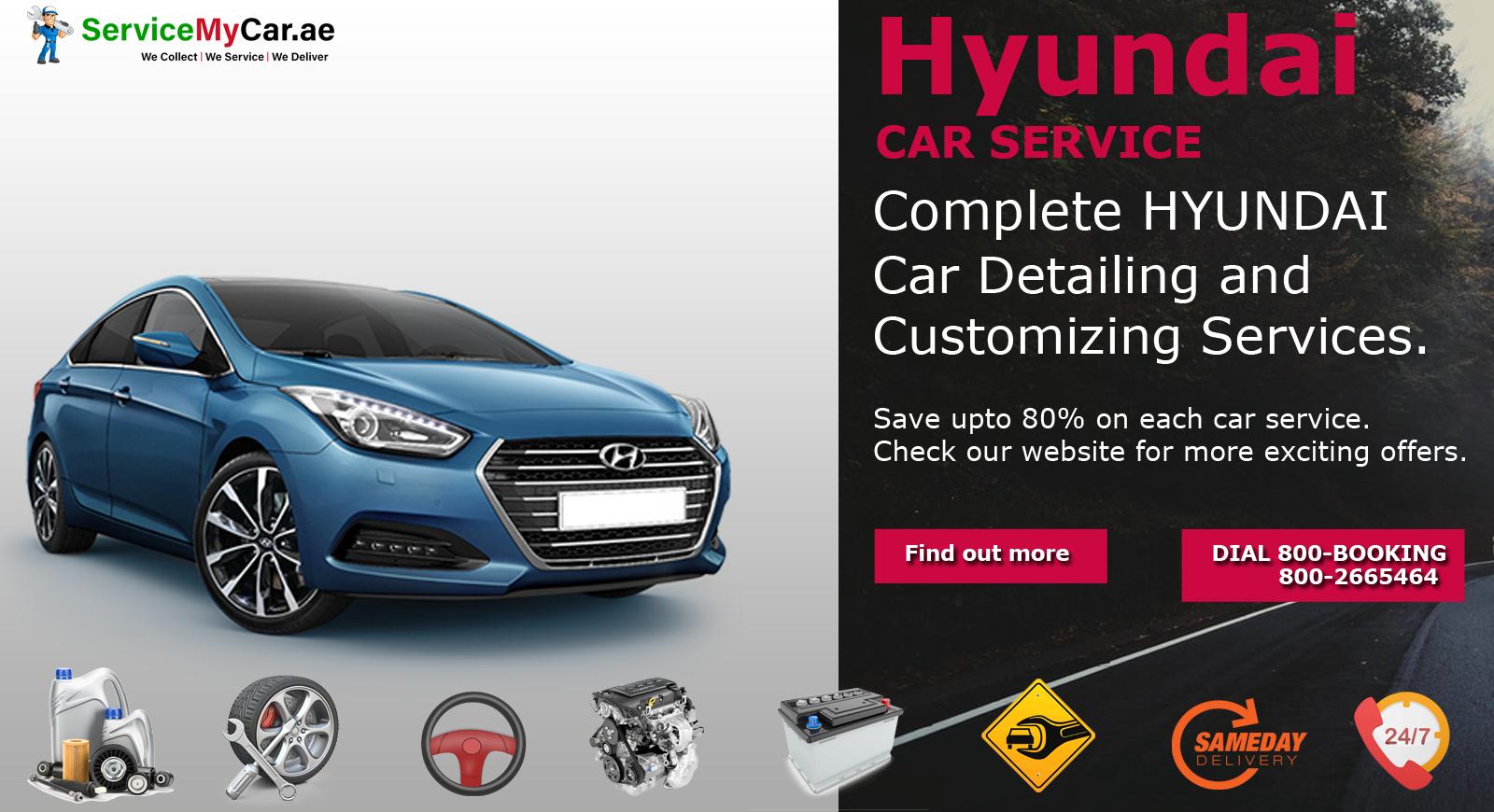 Hyundai Car Service In Dubai Uae Hyundai Cars Car Repair Service Hyundai