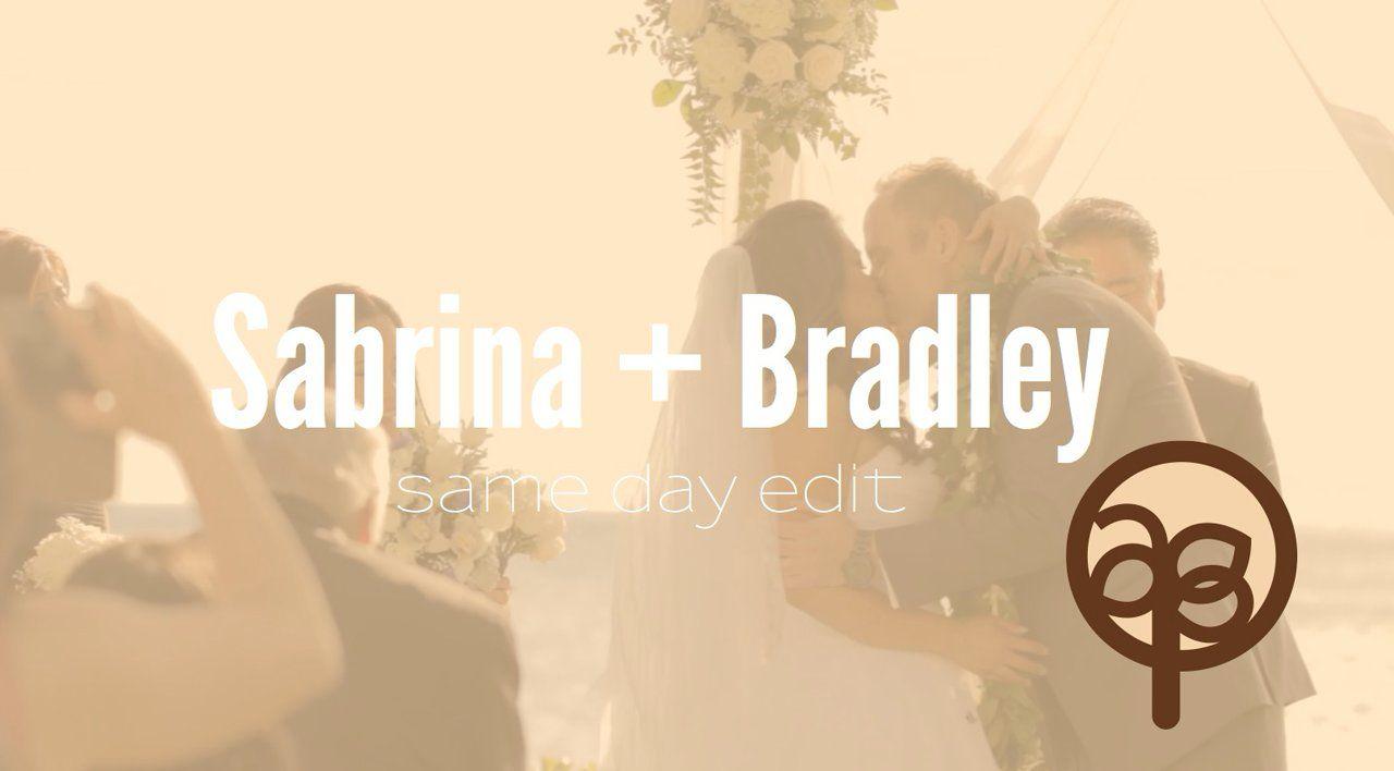 Congratulations Sabrina + Bradley // Same Day Edit (Ihilani Resort and Spa) on Vimeo by ARIA Studios | Couture Weddings Hawaii