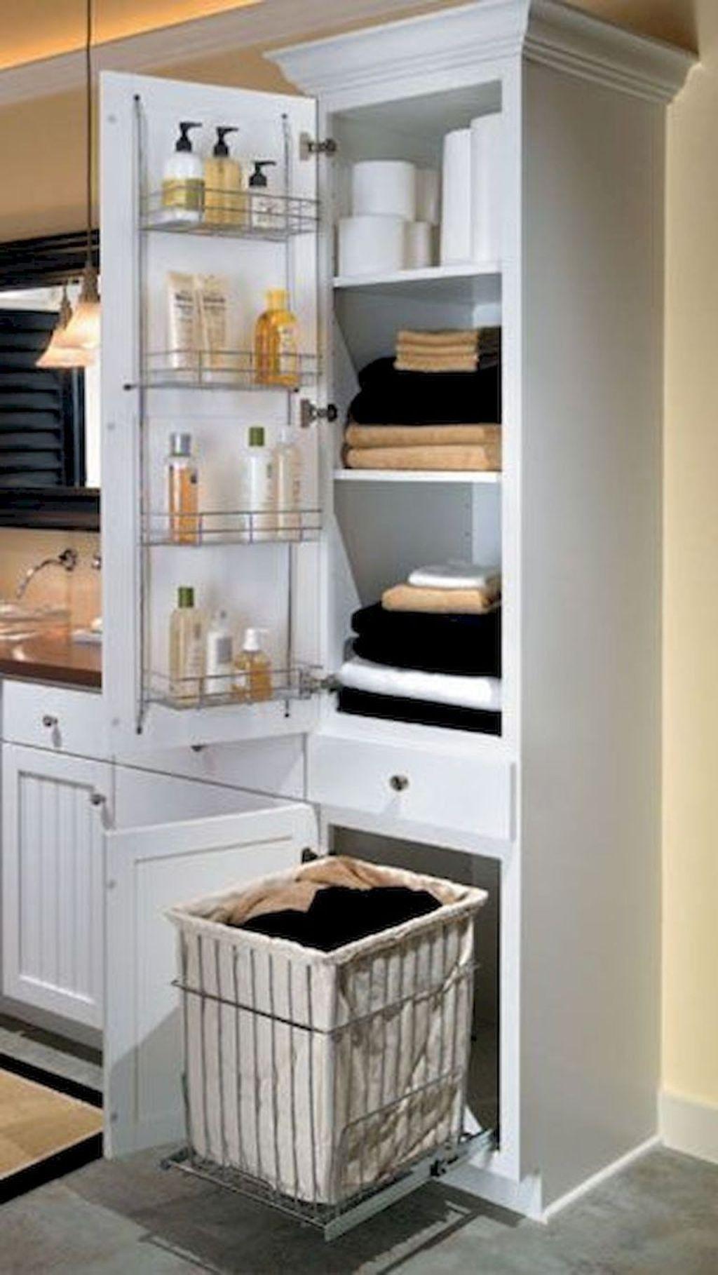 44 Lovely Small Master Bathroom Remodel Ideas