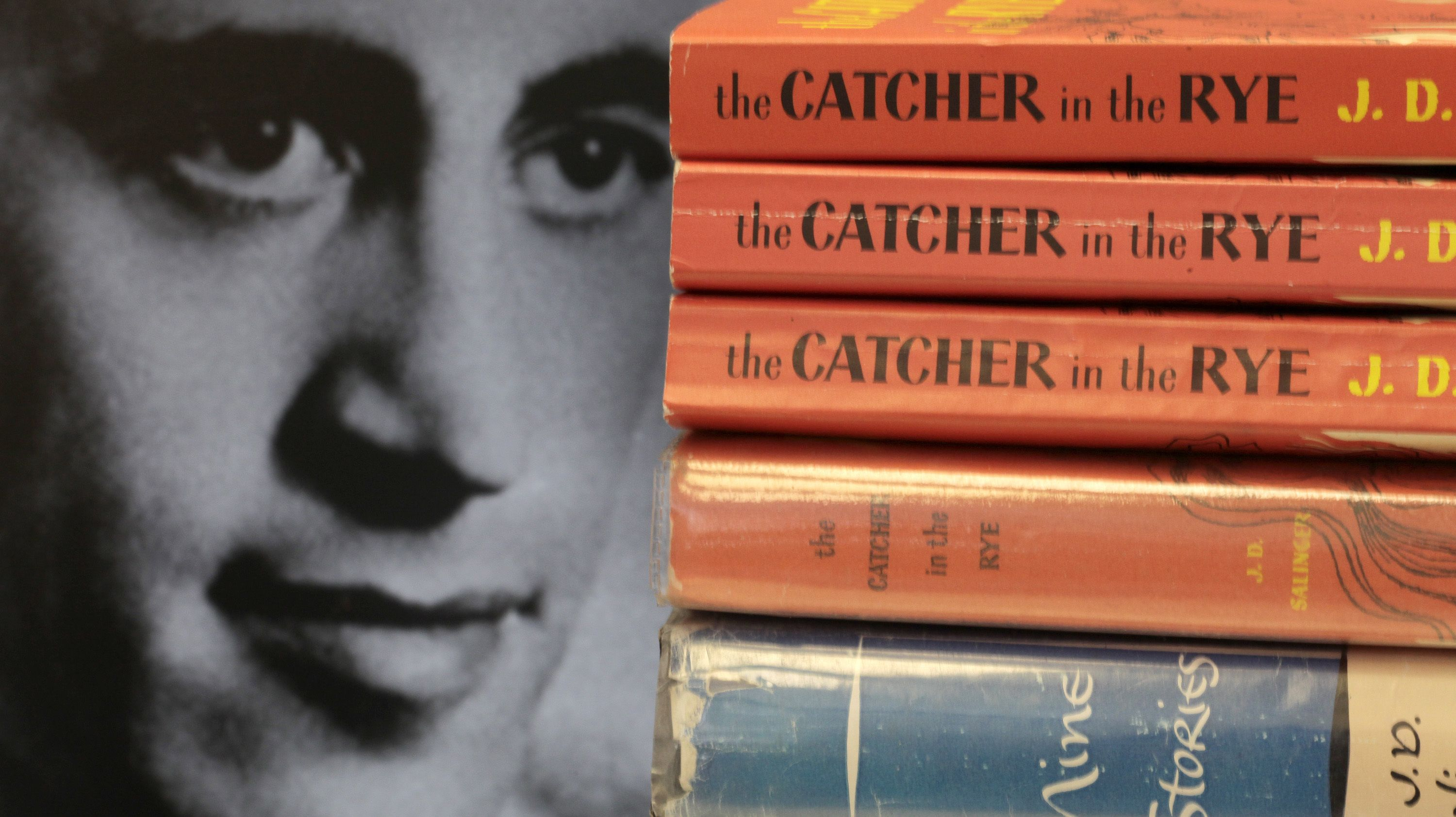 The Private War Of J D Salinger Catcher In The Rye Banned Books Banned Books Week
