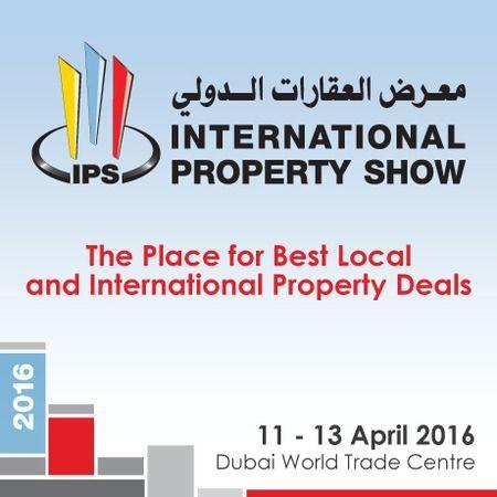 563af00dc4 International Property Show   Dubai world Trade Centre - 11-April https