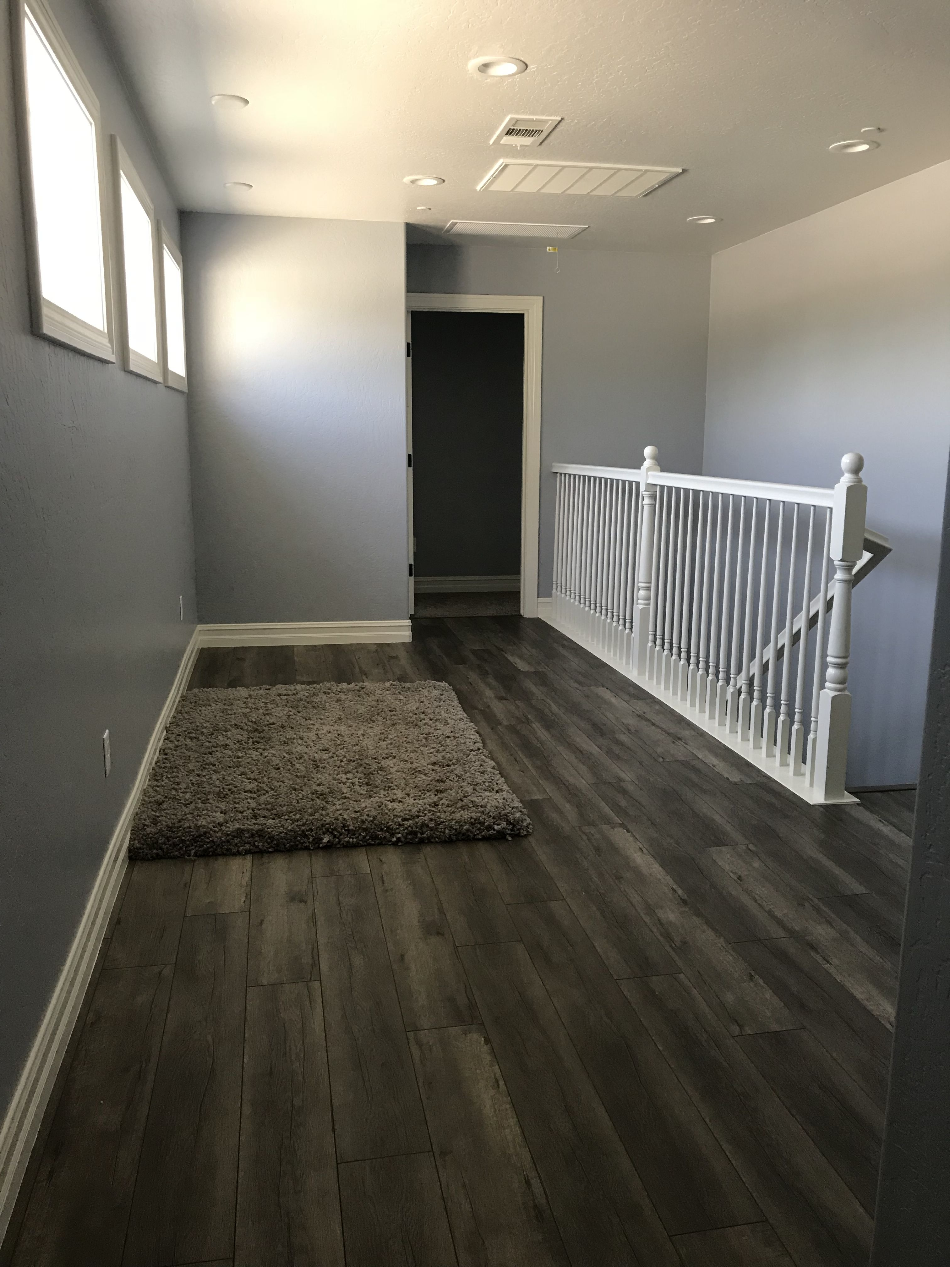 My new home ideas gray laminate flooring Grey laminate