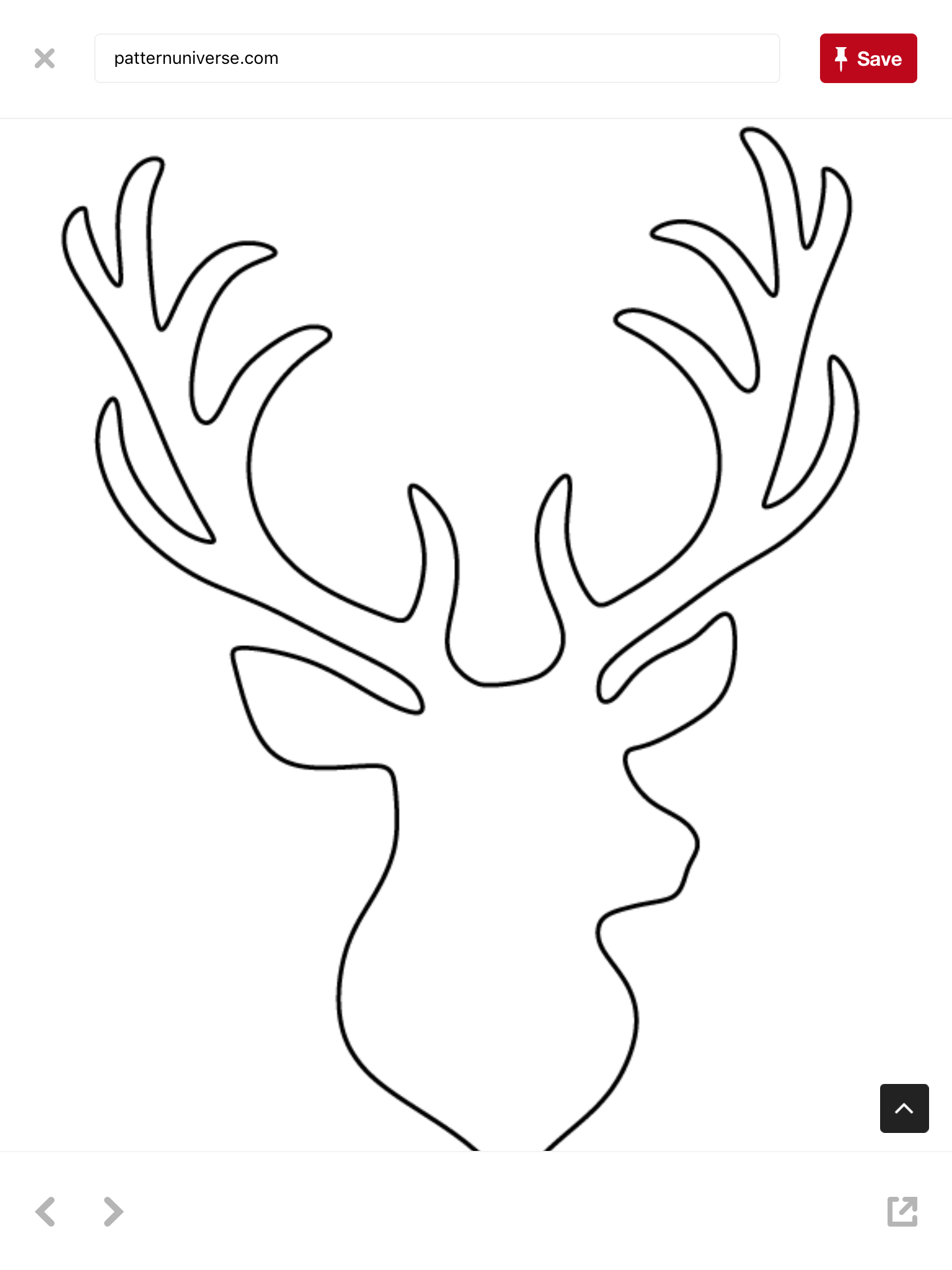 Wooden Reindeer Patterns Free New Decorating Ideas