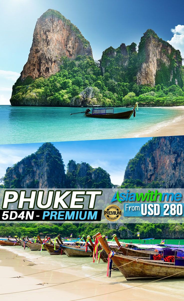 Paket Tour Phuket 5 Hari 4 Malam Premium Tung 3 Tours
