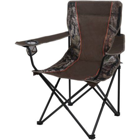Basic Mossy Oak Camo Chair Brown Products Camping