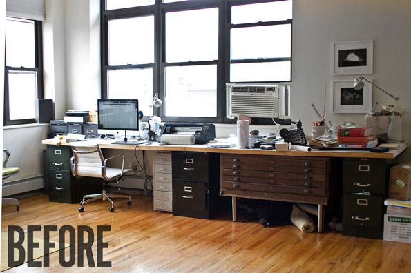 ikea office makeover. A Sharp Office Makeover, Complete With DIY Retractable Standing Desk Ikea Makeover E