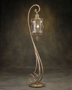 Lantern Floor Lamp