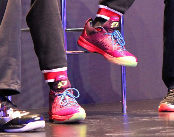 c3398ada7bdc91 Jordan CP3.VII - Officially Unveiled with Chris Paul