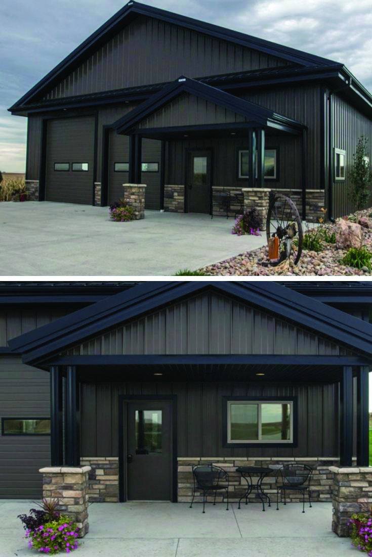 Outstanding metal building homes companies only in homelikeart.com #polebarngarage
