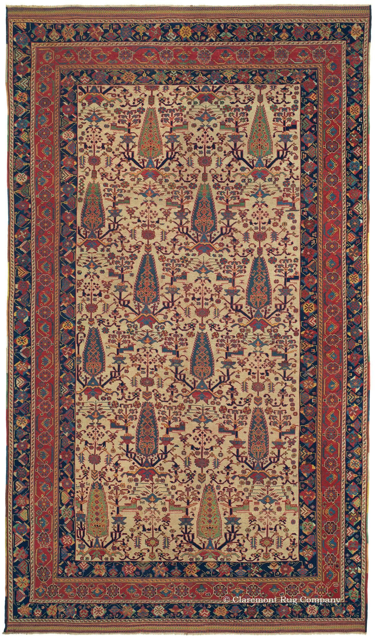 persian rug dating Of all persian rugs and carpets perhaps the most beloved in the united states are the sarouk carpets between the world wars this was the quintessential persian rug for the american market.