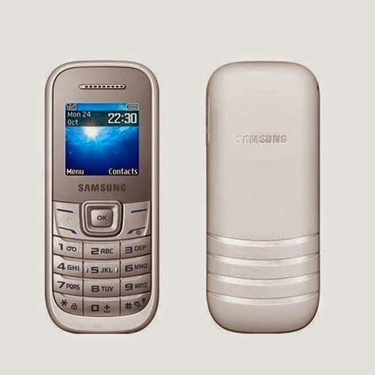Spesifikasi Dan Harga Baru Samsung Keystone 2 E1205 Harga