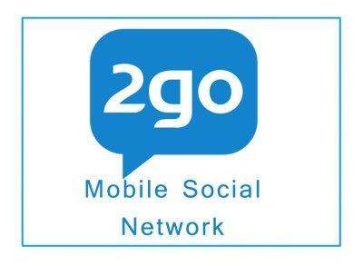 2go - Mobile Social Network | Trenderbook | Mobile chat app