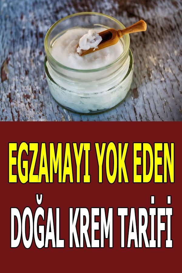 Evde Dogal Egzama Kremi Nasil Yapilir Dogal Krem Saglik