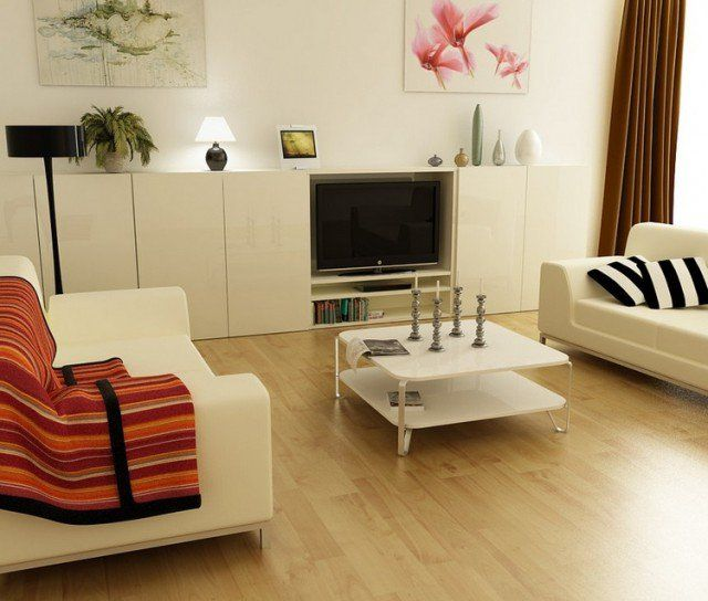 Décoration salon - comment meubler et décorer le petit salon? Salons