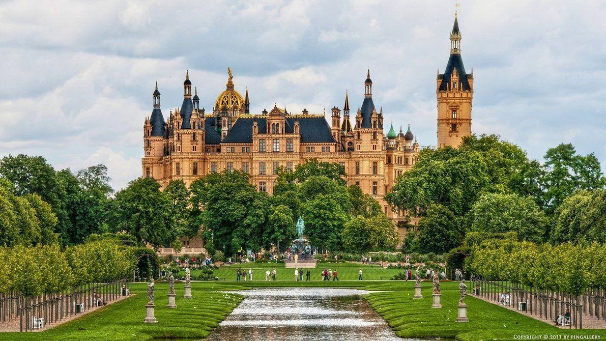 Castelo Europeu