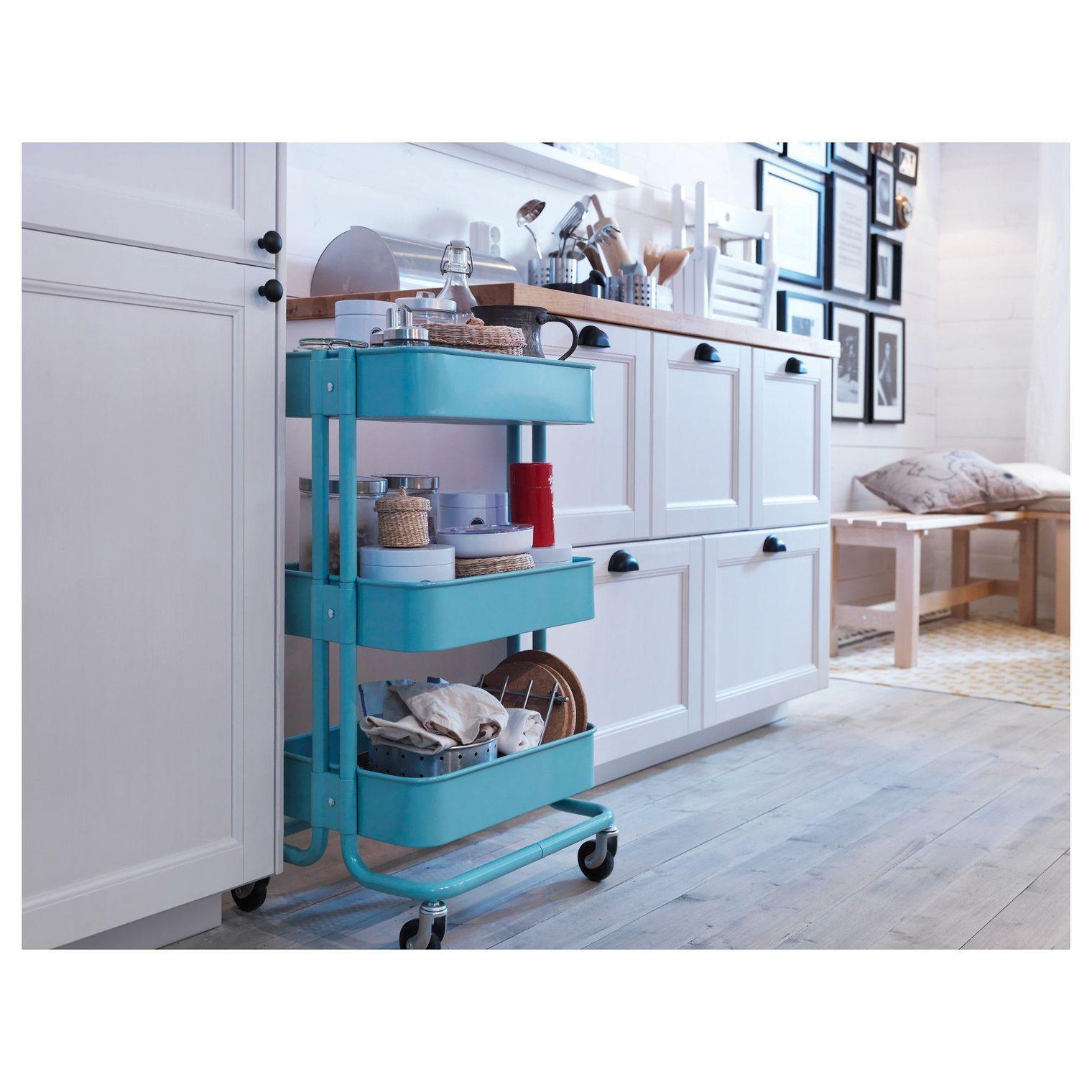 Ikea Raskog : 5 façons de l\'utiliser | Atelier and Interiors