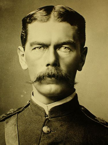 Field Marshal Earl Kitchener Of Khartoum Historical British