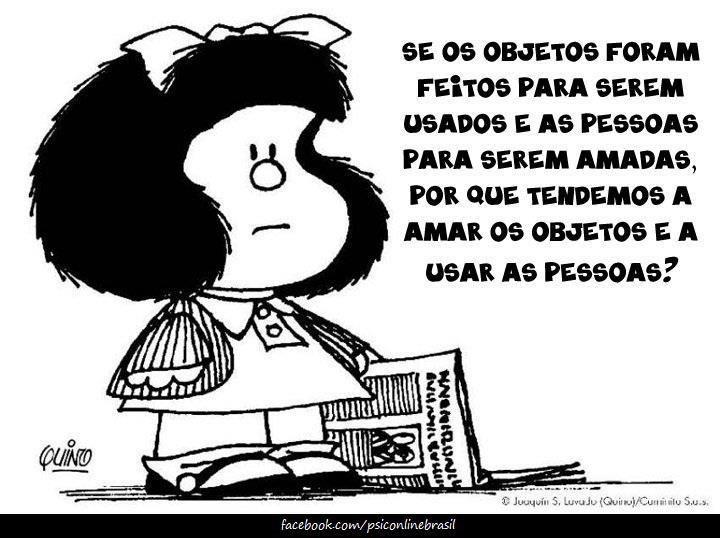 Sábia Mafalda Frases Bacanas Imagens Frases E Frases De