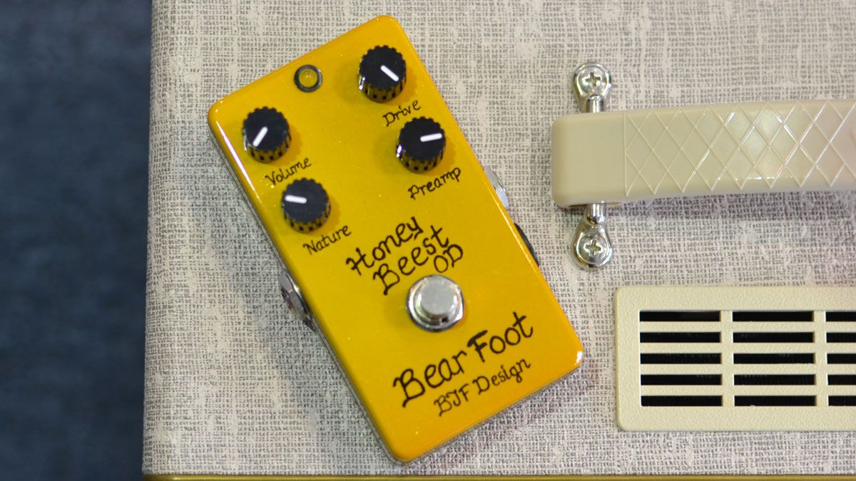 982d1a82c99ad The Honey Beest is an extension of the classic Honey Bee  pedal ...