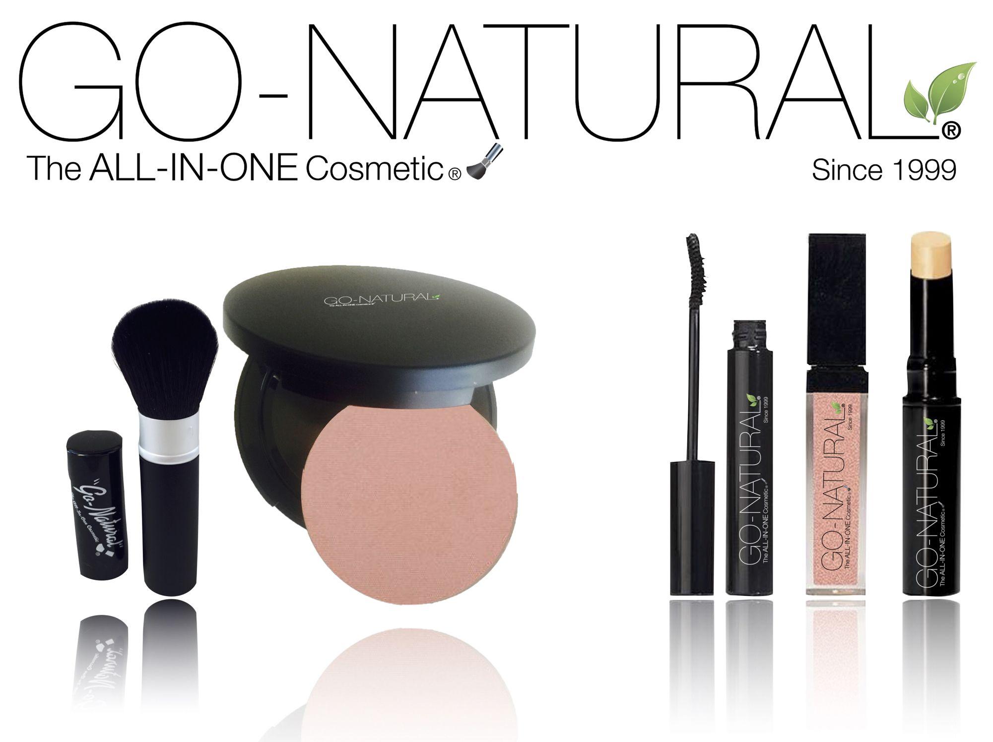 City of Toronto Going natural, Cosmetic shop, Makeup
