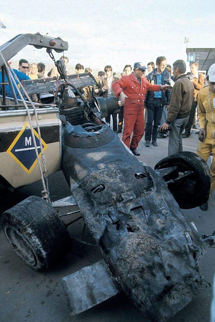 Jarama 70 F 1 Racing F1 Crash Vehicles Ferrari