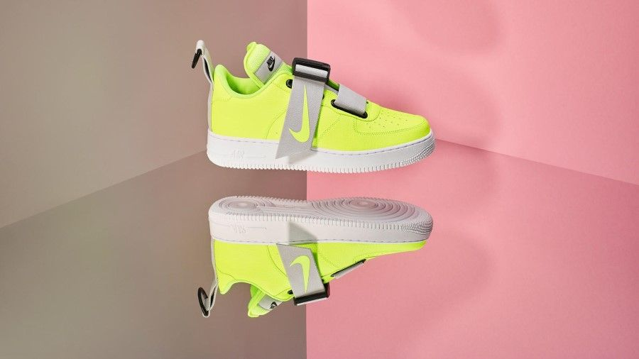 air force 1 jaune flui