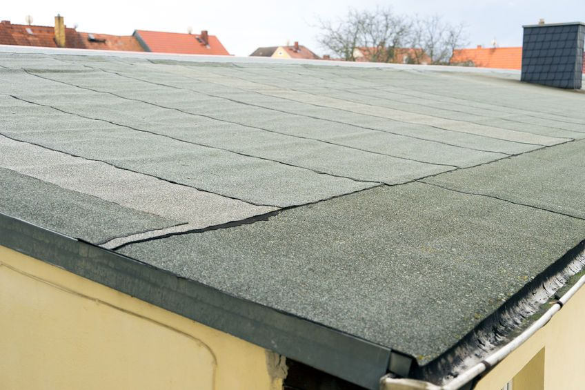 Why getting a rubber roof should be your priority Flat