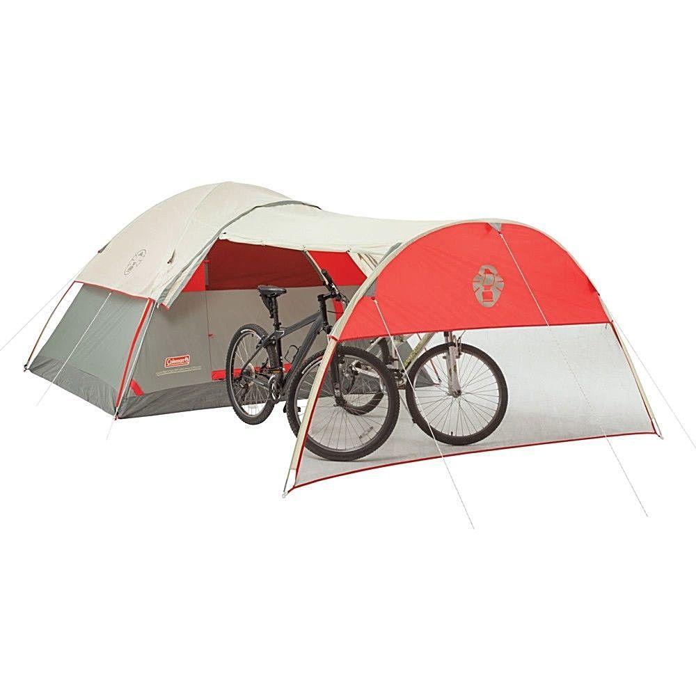Coleman Cold Springs 4 Person Dome Tent w/Porch Coleman