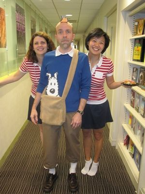 World book day costumes for teachers