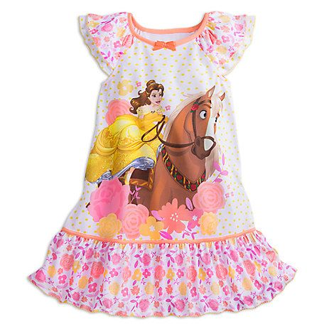 Belle and Philippe Nightshirt for Girls