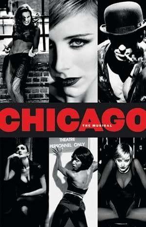 Which Musical Should You Star In? Chicago! Not the one I thought but at least one oft favorites :)