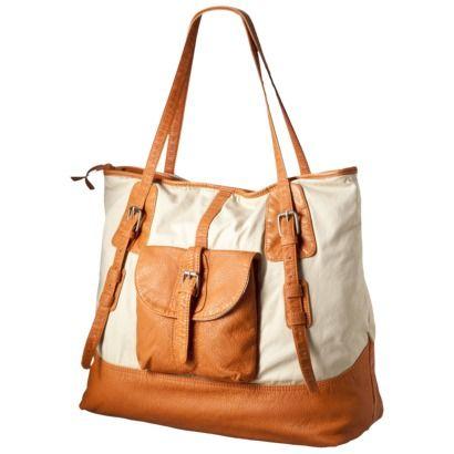 0b22587e99b6 Converse® One Star® Orange Large Tote Handbag from Target