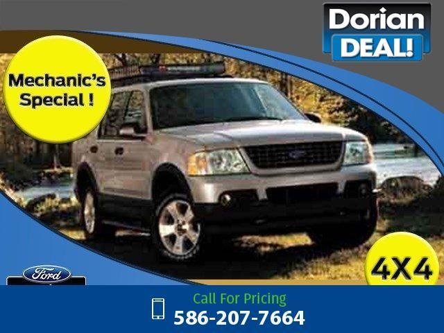 2003 Ford Explorer Xlt 192k Miles 3 995 192100 Miles 586 207 7664