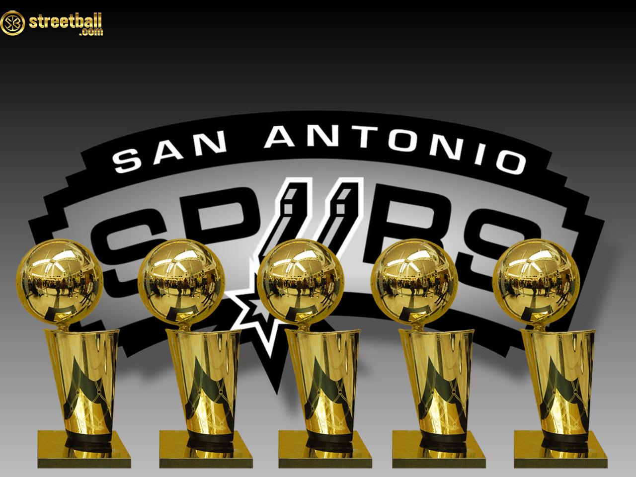 Spurs HD NBA Champions Wallpaper Streetball San