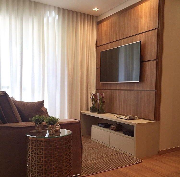 Sala de tv pequena salas para inspirar pinterest for Sala cocina pequena