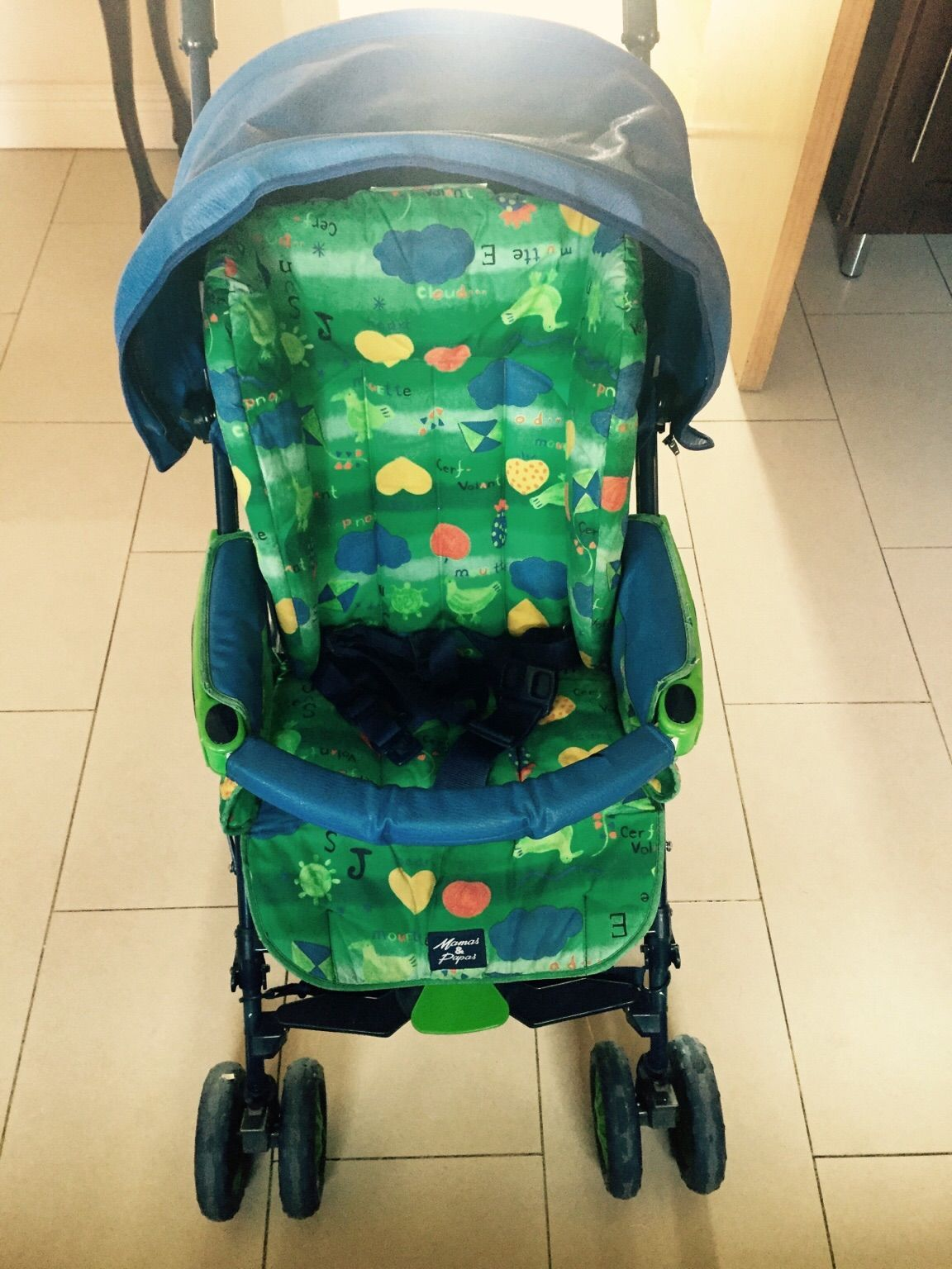 Mamas and Papas pliko matic pushchair Baby strollers